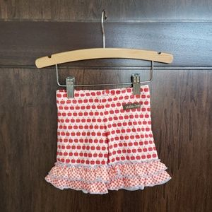 Matilda Jane Pep Squad Shorties sz 2 NWT